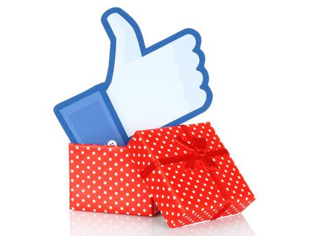Необычные подарки: новый тренд — лайки на фото «ВКонтакте»